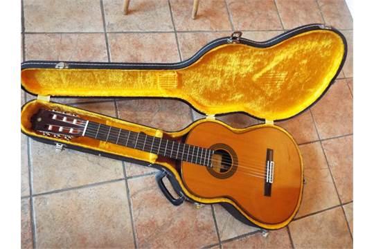 542c9dbc33c A Yamaha G250S Grand Concert classical guitar, serial no 1102442 ...