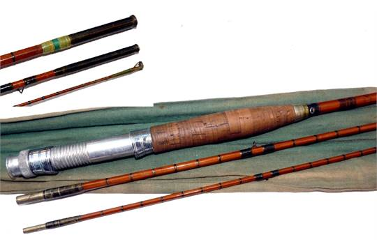 Dating hardy fly rods