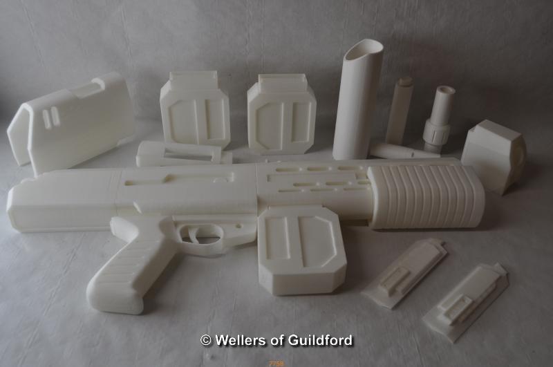Lot 7758 - *Judge Dredd - Widow Maker, 3D printed replica kit (Lot subject to VAT)