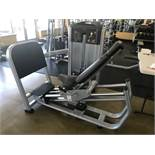 Precor Discovery Series Selectorized Line Leg Press Model DSL0602 S/N EA72D04160001