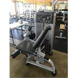 Precor Discovery Series Selectorized Line Leg Extension Model DSL0605 S/N EA73D04160001