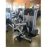 Precor Discovery Series Selectorized Line Seated Row Model DSL0310 S/N BA65D05160003