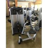 Precor Discovery Series Selectorized Line Back Extensions Model DSL0313 S/N BA66C30160001