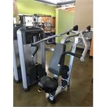 Precor Discovery Series Selectorized Line Converging Shoulder Press Model DSL0515 S/N BA83D04160001