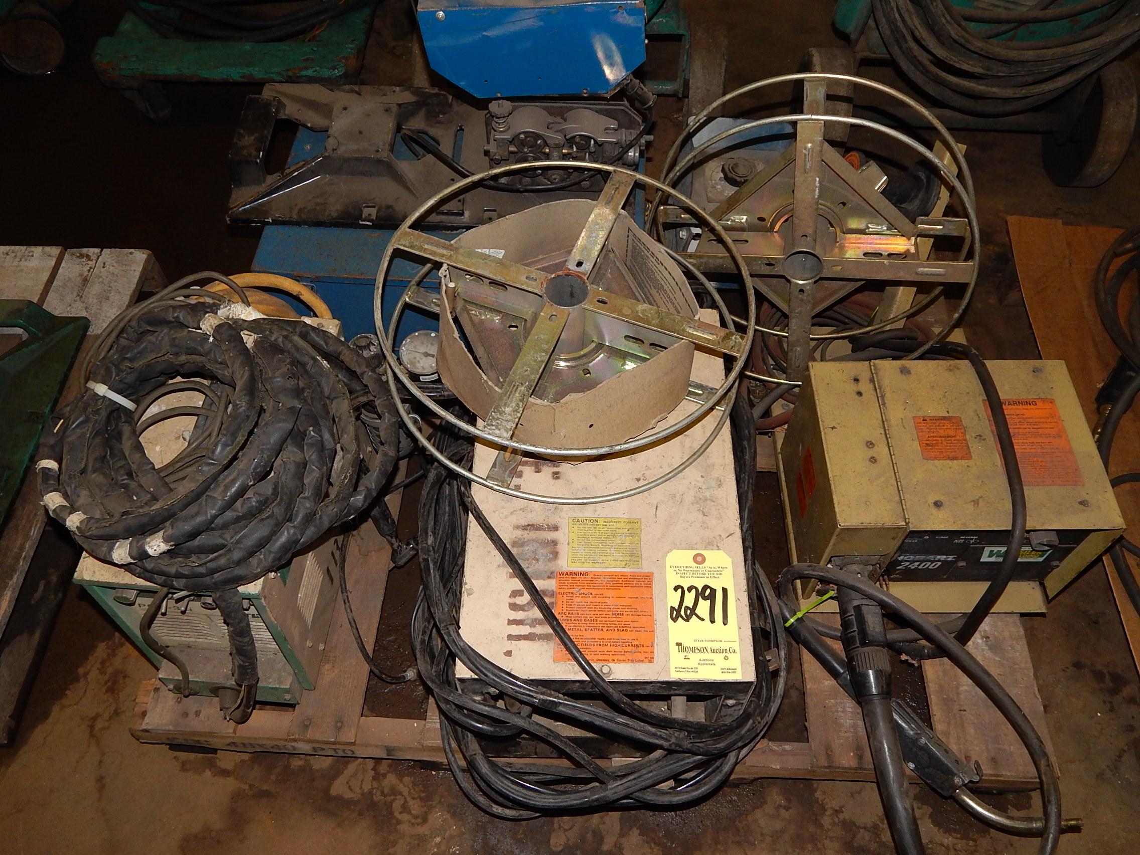 Lot 2291 - L-Tec PCM-32i Plasma Cutter, Miller Radiator I Chiller