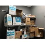 Misc Catering Supplies, Tongs, Napkins Etc Partial & Full Boxes