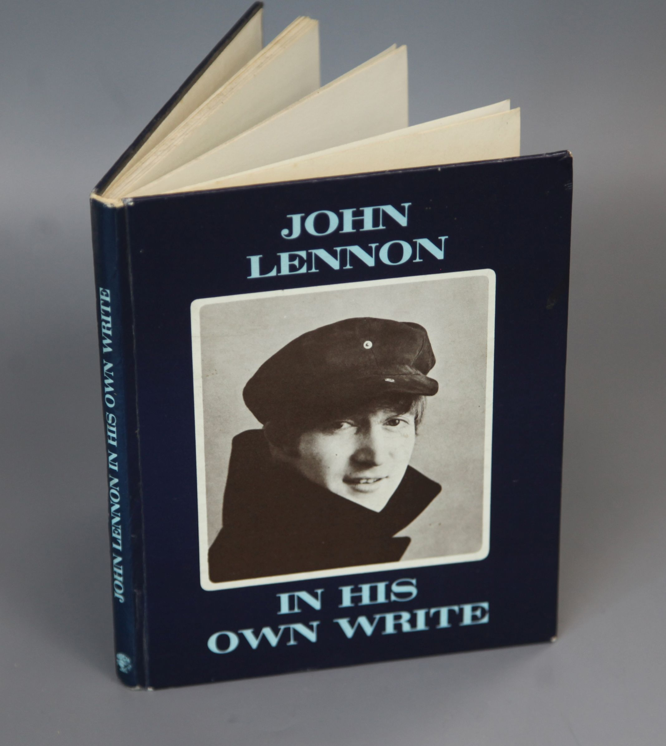 Lot 2A - Lennon, John - In His Own Write, original boards, 8vo, London 1964