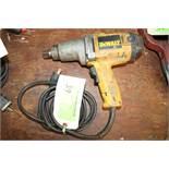 """DeWalt dw296 33/4"""" impact wrench"""
