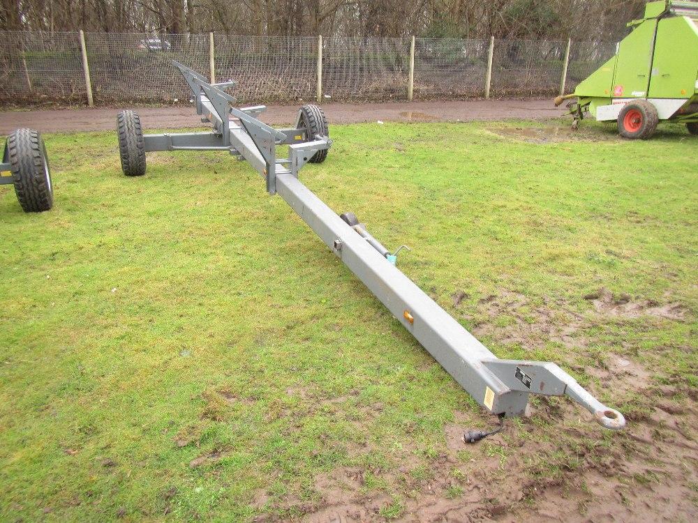 Massey Ferguson Cutterbar Trolley (shop soiled)