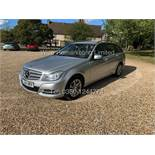 ***RESERVE MET*** MERCEDES C220 CDI **EXECUTIVE** SE ESTATE AUTO - 2014 14 REG - SILVER