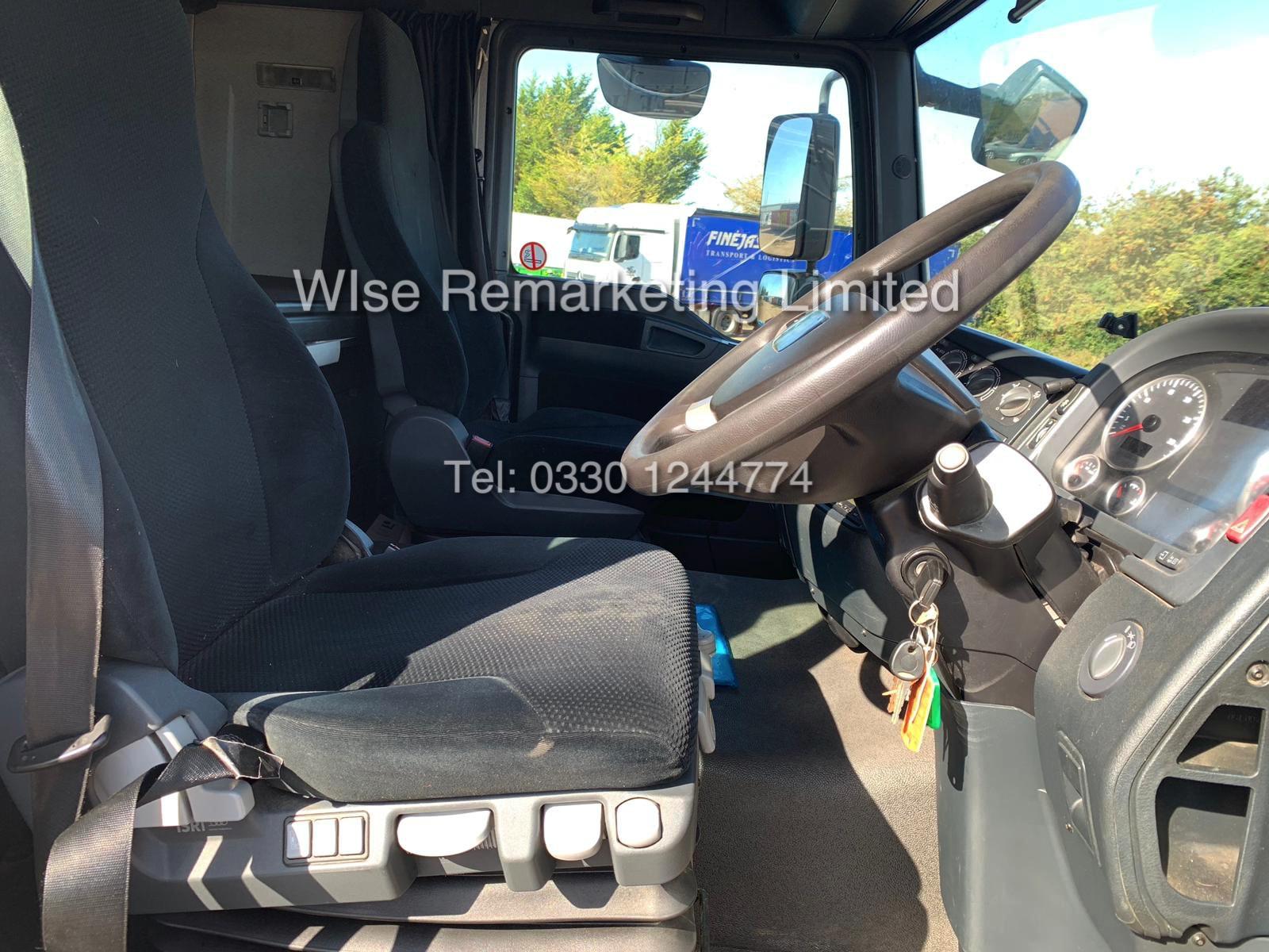 Lot 7 - MAN TGM 18.250 4 X 2 CURTAINSIDER - 2011 61 REG - SEMI AUTO **SLEEPER CAB** TAIL LIFT