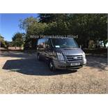 FORD TRANSIT 110 T280 2.2 MWB - 2008 08 REG - 2 KEEPERS FROM NEW - METALLIC GREY