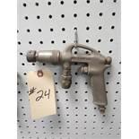 Binks Model 170A Pressure Cleaning Gun