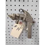 Vintage Binks Air Spray Gun Model 9