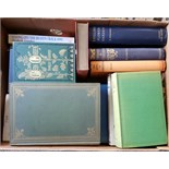 Antique Vintage 2 Boxes of Books NO RESERVE