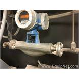 Endress and Hauser Promass F Flow Meter