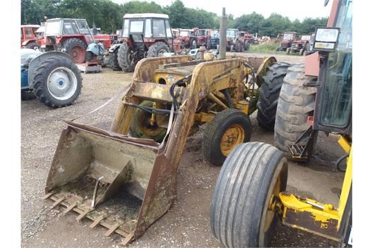 Ferguson 40 Industrial Tractor : Massey ferguson industrial tractor with standard