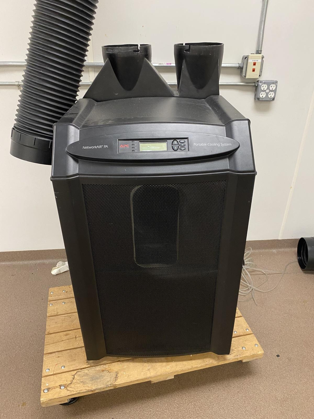 Lot 14 - Network AirPA Portable Cooling System | Load Fee: $50