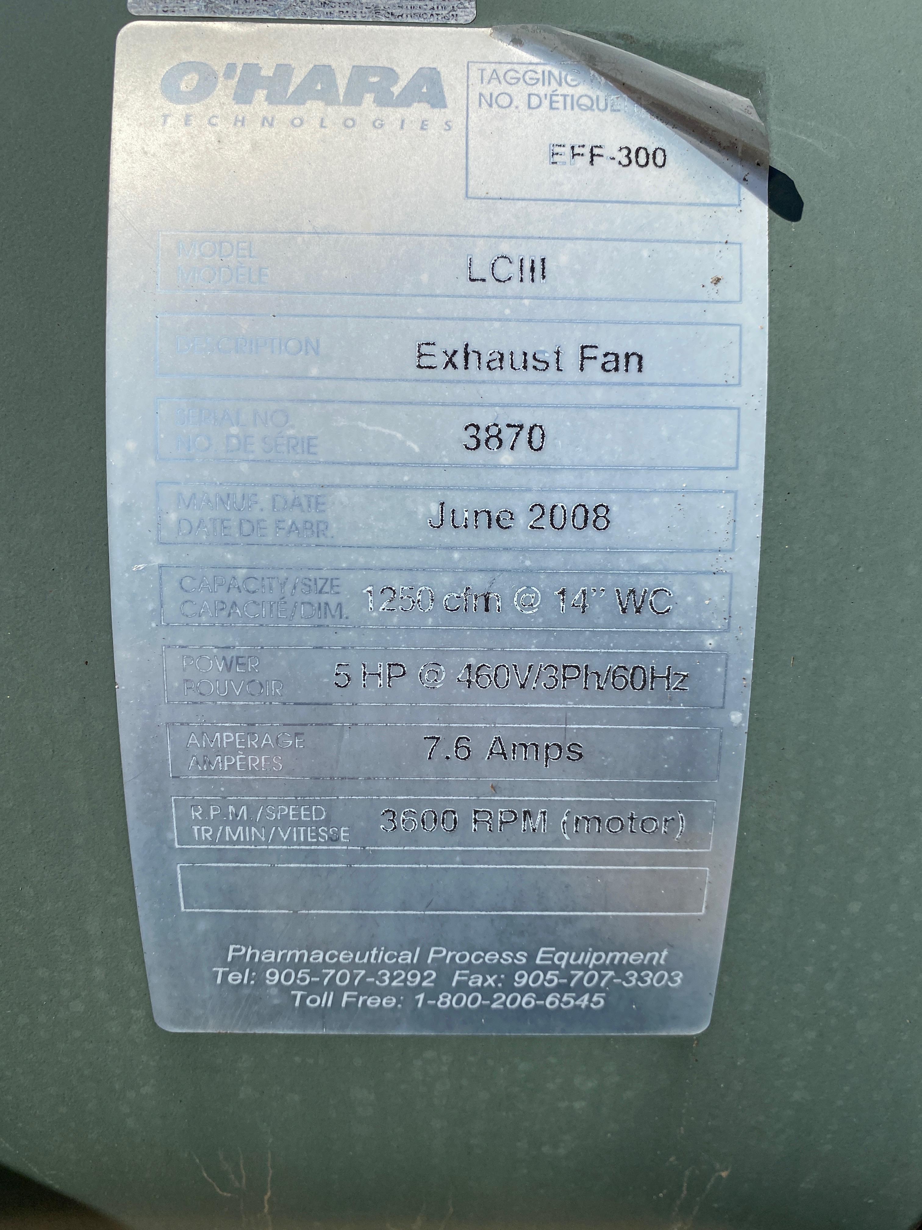 Lot 5 - Torit Downflo Model DF-3D76 Dust Collector, SN: IG453852-001 | Load Fee: $350