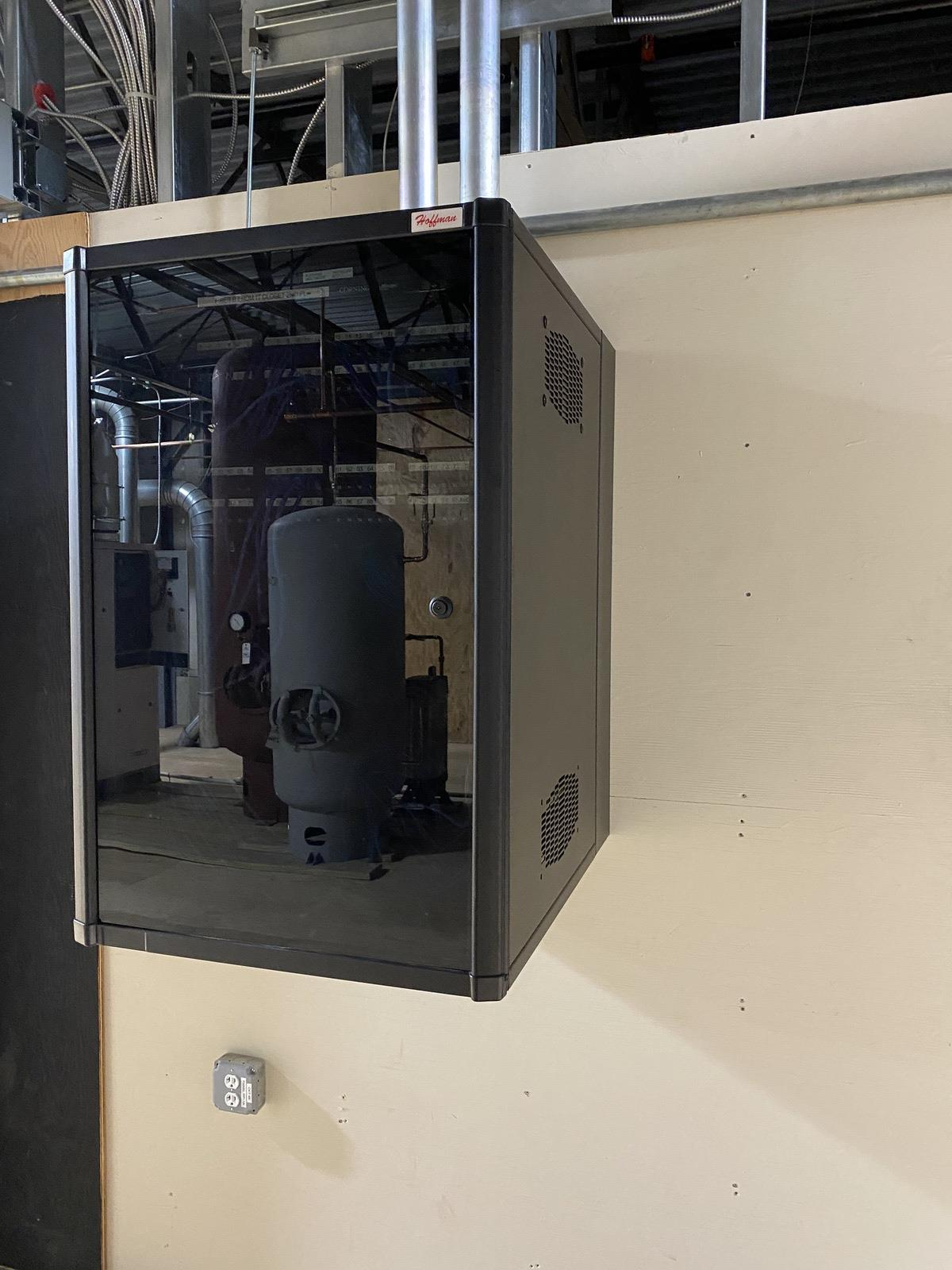 Lot 17 - Control / Electrical Cabinet | Load Fee: $100