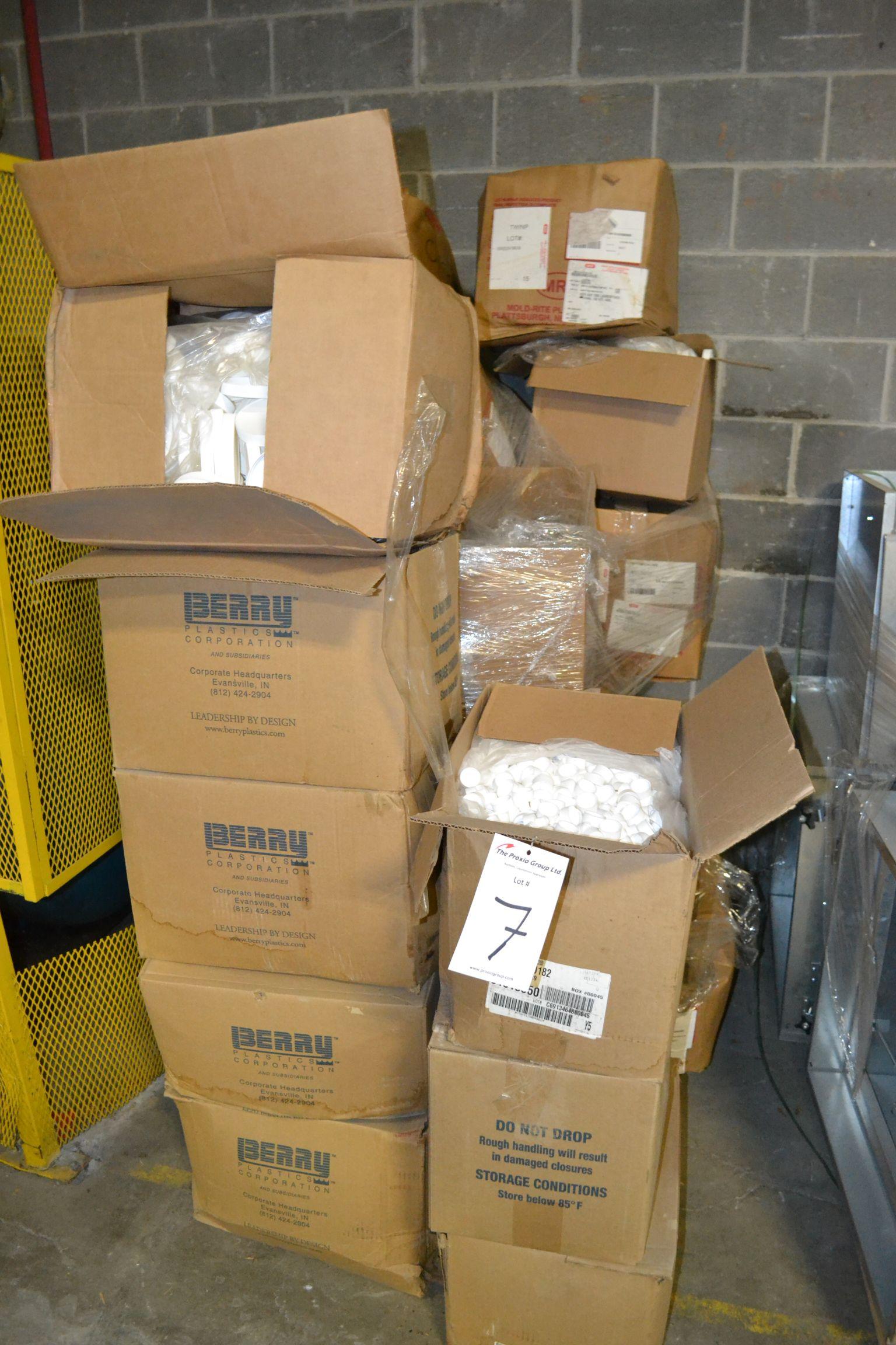 Lot 7 - Lot of Bottle Caps