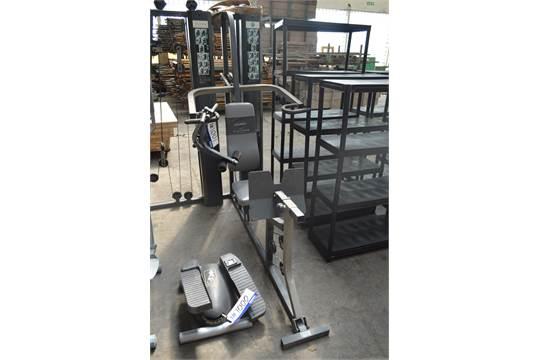 marcy platinum exercise machine