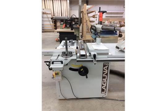 Outstanding 2006 Laguna 12 Max Diameter Sliding Arm Table Saw With Best Image Libraries Sapebelowcountryjoecom