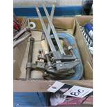 Bar Clamps and C-Clamps
