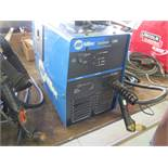 Miller Spectrum 125C Plasma Cutting Power Source s/n LJ270052D w/ Built-In Compressor