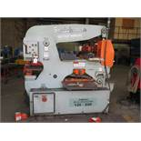 "Scotchman ""Dual Operator 120/200"" mdl. D0120-24M 120 Ton Ironworker s/n 1110M1004 w/ 1 ½"" Thru 1"""