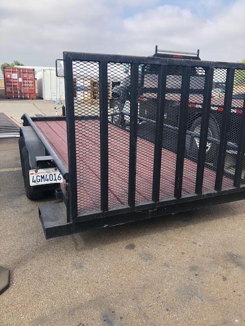 Lot 41B - 16ft trailer