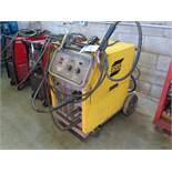 Esab Miltimaster Arc Welding Power Source s/n M0RJ034031