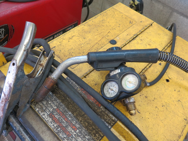 Lot 14 - Esab Miltimaster Arc Welding Power Source s/n M0RJ034031