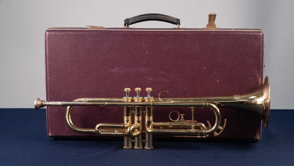 Lot 113 - J.R. LAFLEUR, LONDON, ZENITH MK III