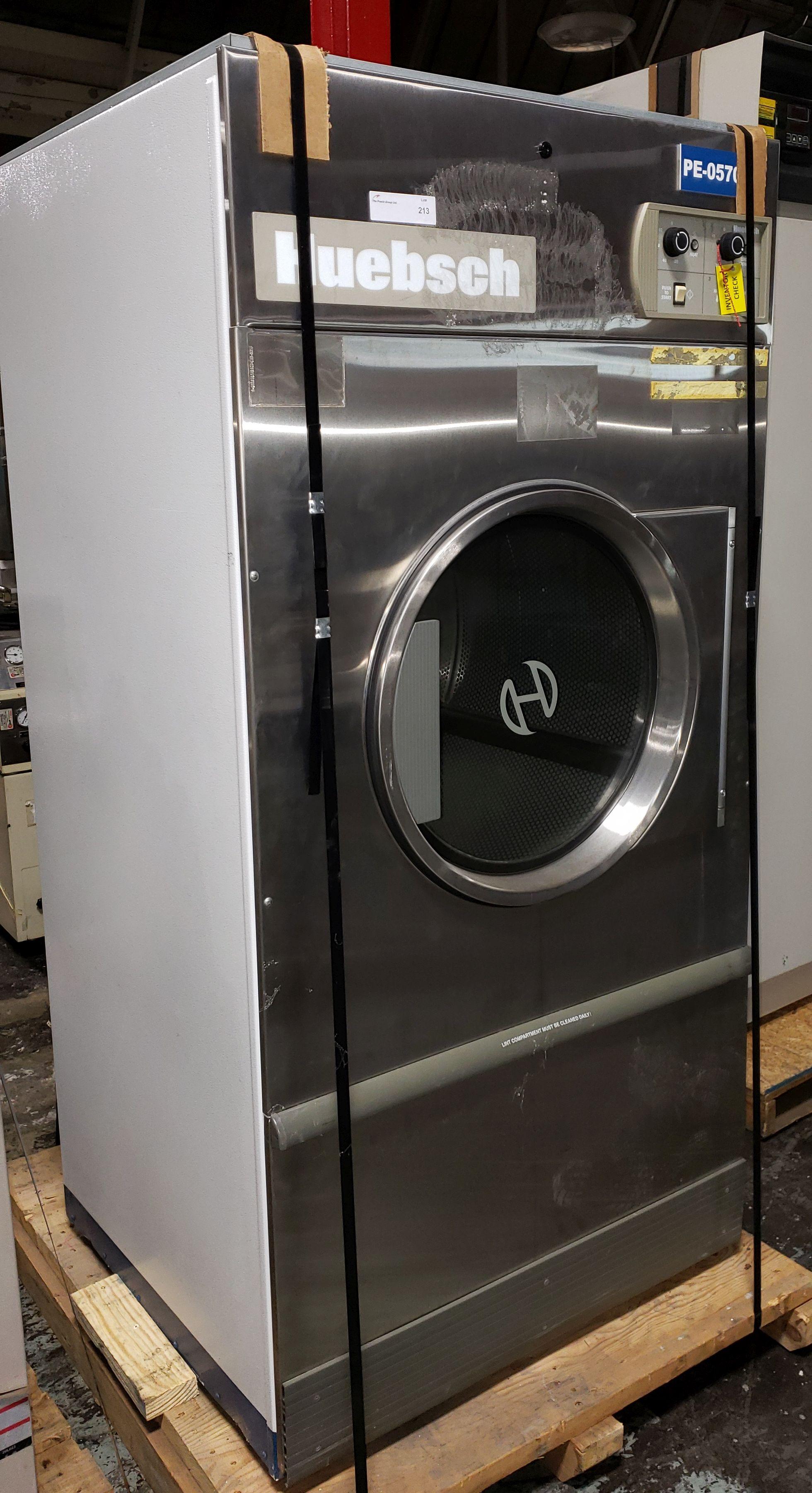 Lot 11 - Huebsch washing machine