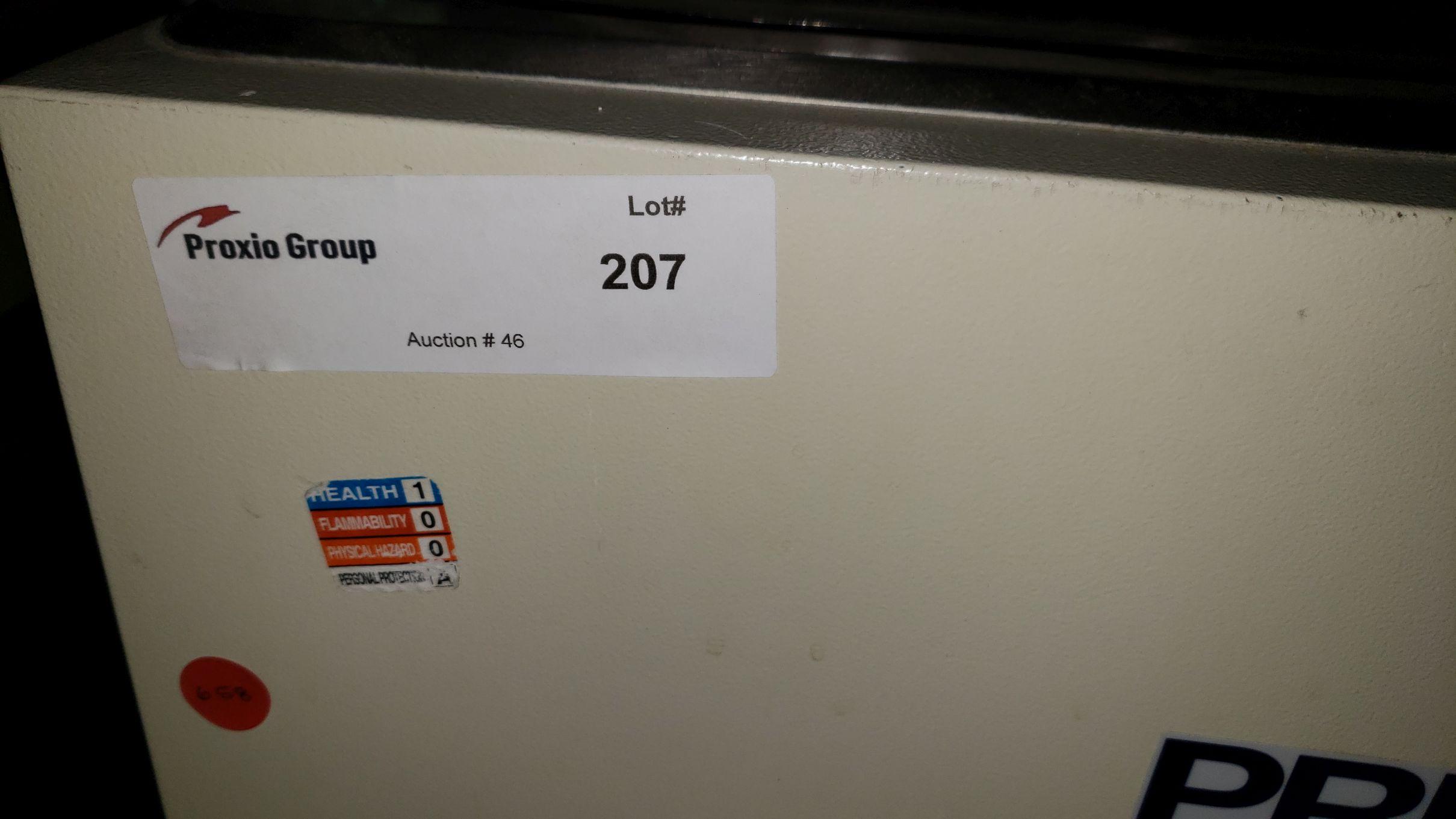 Lot 207 - Precision water bath, cat# 51221072, ambient +5 - 99 C temp range, 115 volt, serial# 600101410.