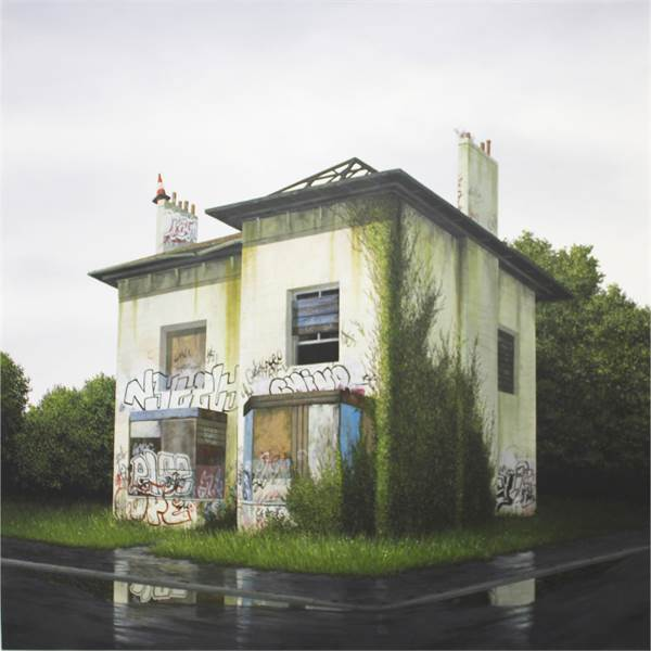 Madgwick, Lee b 1980 British AR Gentrify This. - Image 1