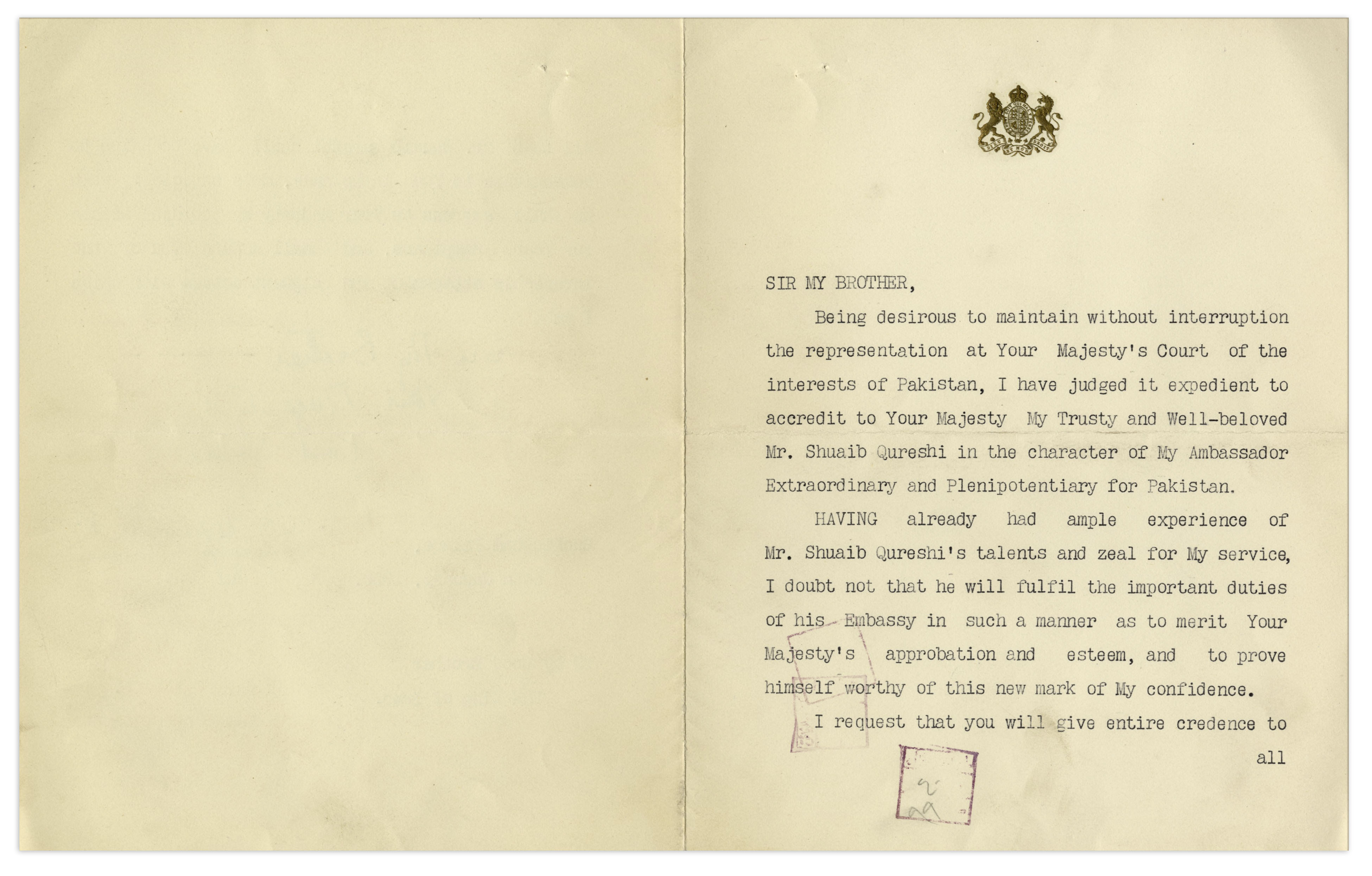 what letter is in the middle of the alphabet elizabeth ii typed letter signed sent to king 4602