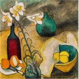 Gerhild Diesner* Still life with lily, 1946