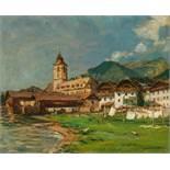 Adolf Helmberger* St. Wolfgang, 1909