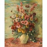 Otto Rudolf Schatz* Wildflower bouquet, c. 1947