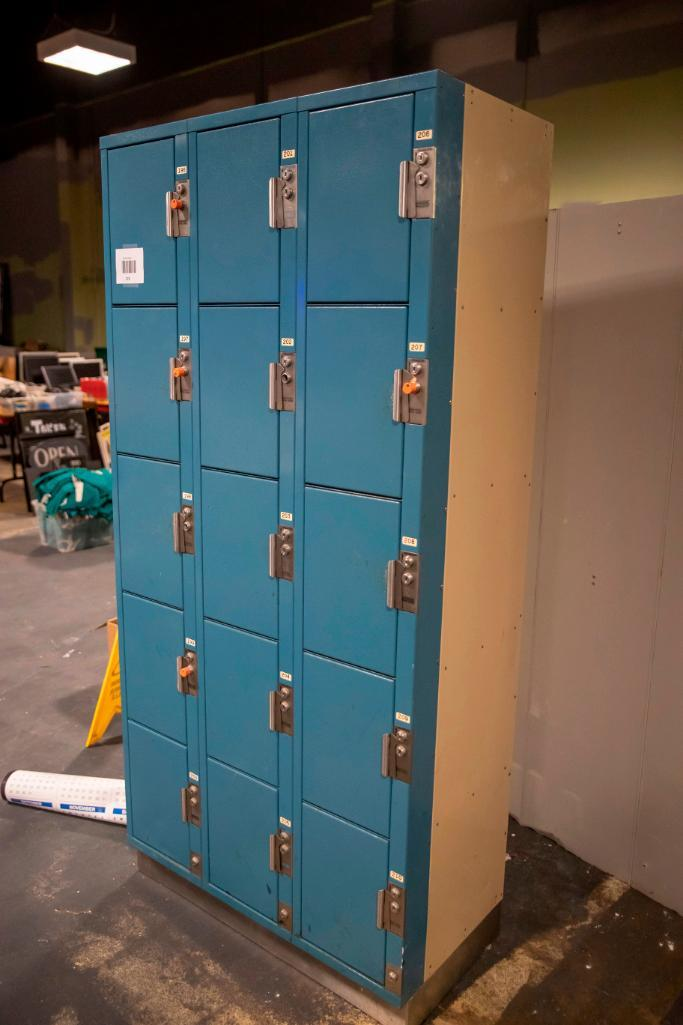 Lot 173 - Keys for cash box come with lockers. Some keys missing from inserting.