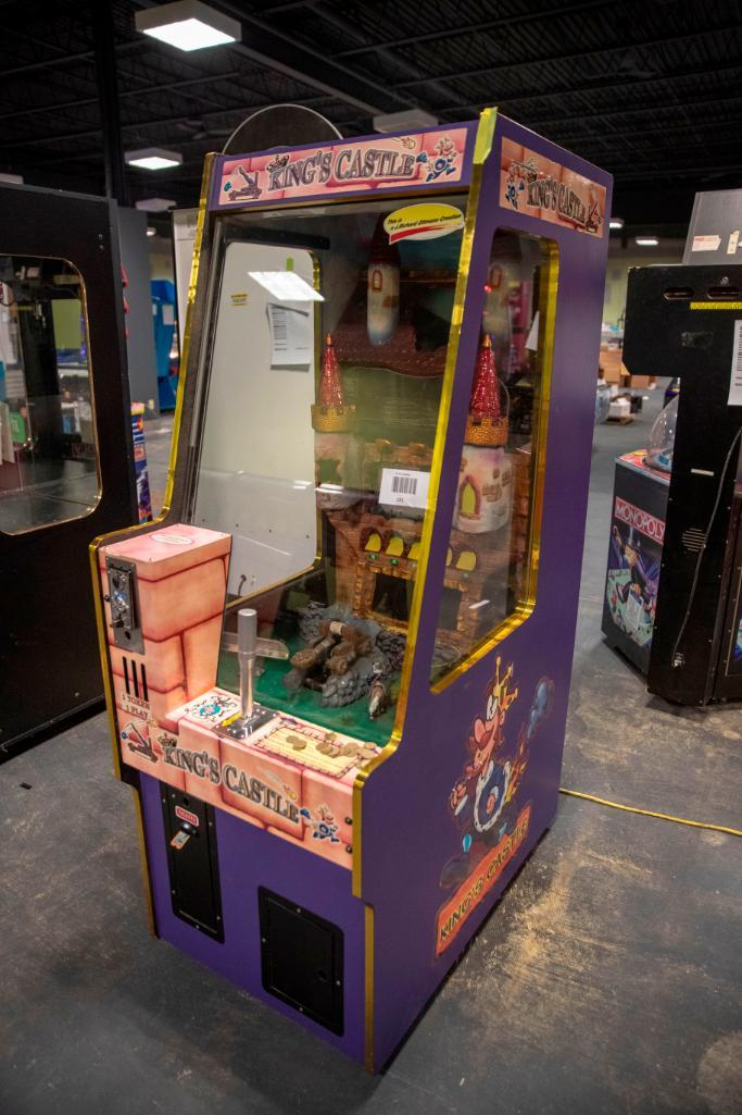 Lot 191 - Kings Castle - Not functional. Used, shows commercial use. See pictures.