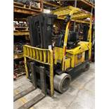 2013 Hyster 12,000 Lb Capacity Electric Forklift Model E120XN