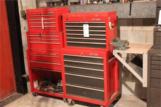 Craftsman 13 Drawer Tool Box 52