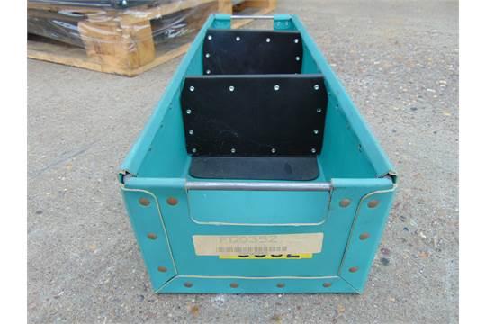 Lot 26842 - 120 x Heavy Duty Tote Storage Boxes