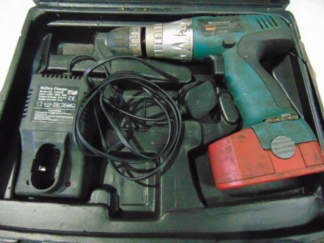 Lot 27329 - Cordless 18V Drill