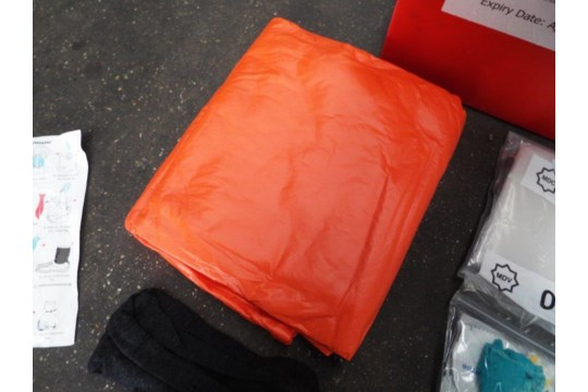 Lot 26818 - 50 x Dis Robe Decontamination Kits