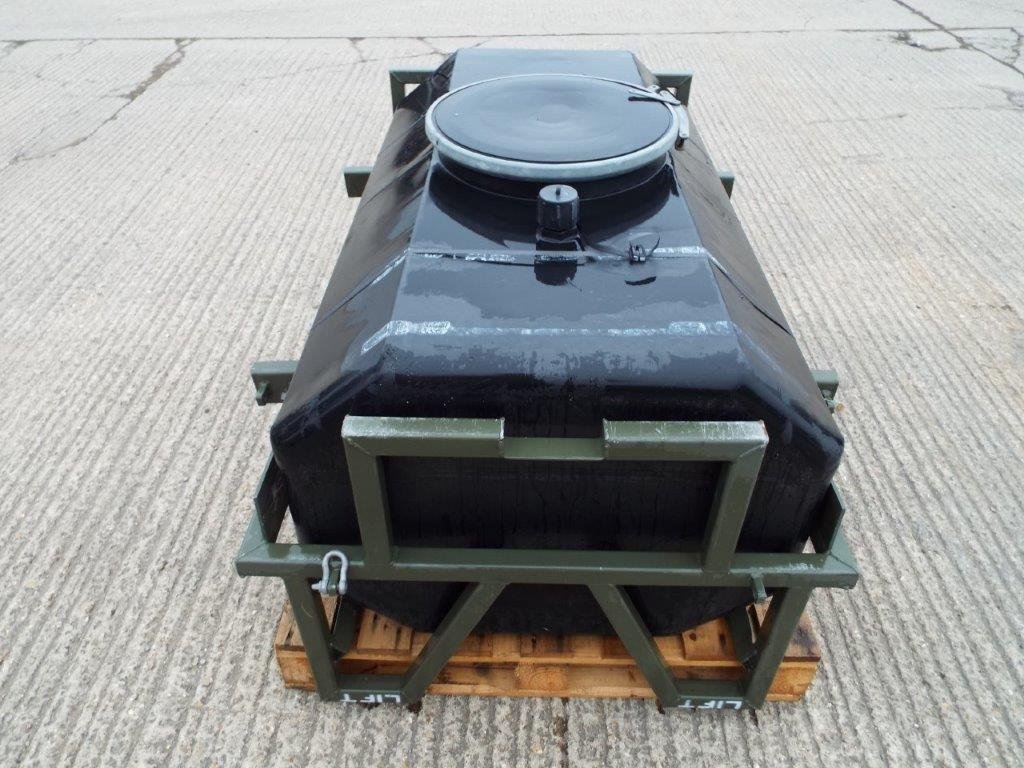 You Are Bidding On A Trailer Mountable Water Tank With
