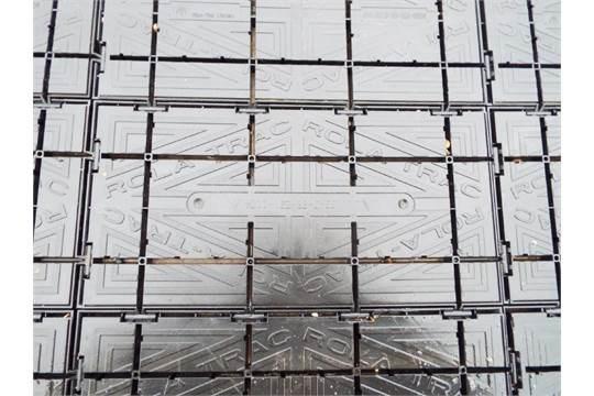 Lot 25847 - Rola Trac Interlocking Flooring